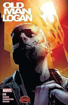 Old Man Logan (2015) #5