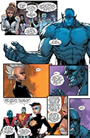 Uncanny X-Men (2013-2015) #600