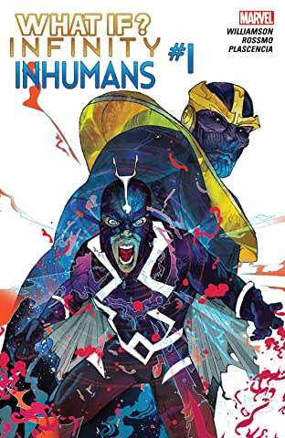What If? Infinity - Inhumans No.1