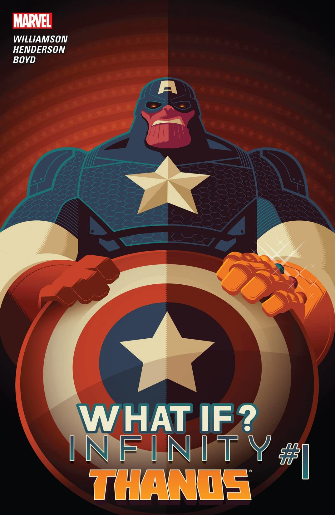 What If? Infinity - Thanos #1