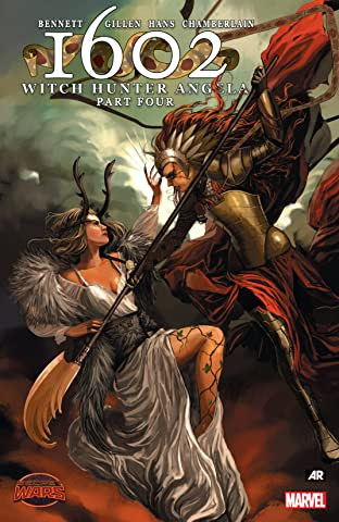 1602: Witch Hunter Angela (2015-) #4