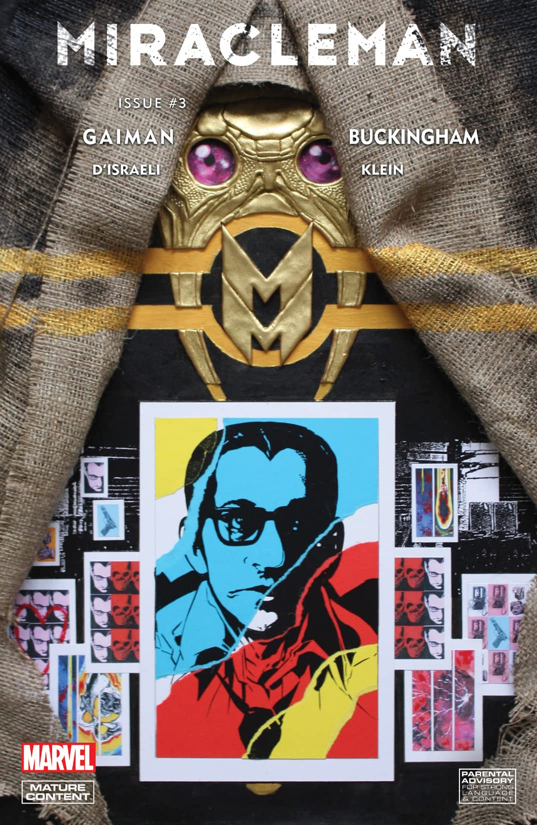Miracleman by Gaiman & Buckingham #3