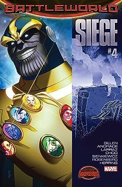 Siege (2015) No.4