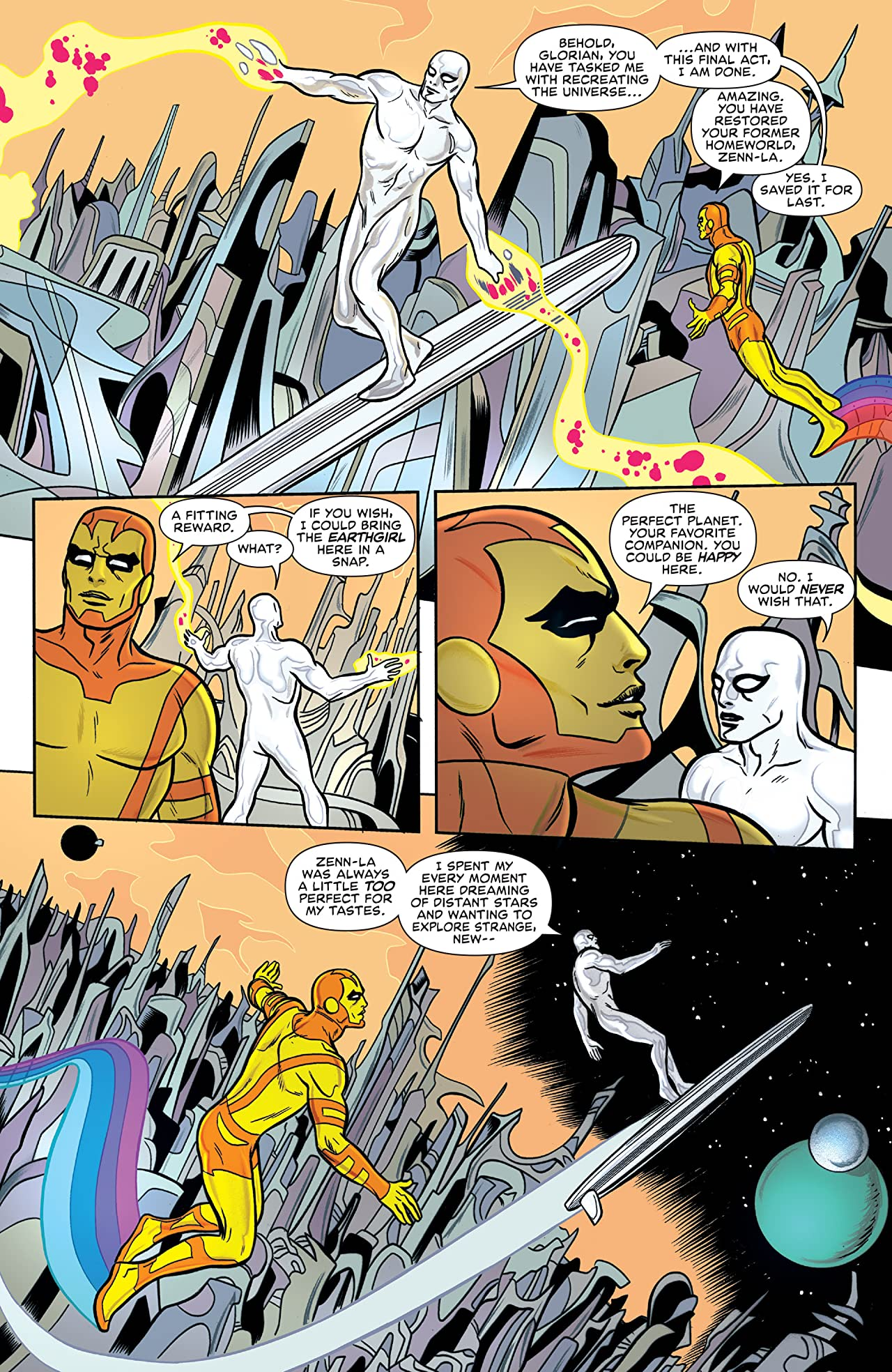 Silver Surfer (2014-2015) #15