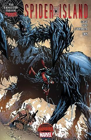 Spider-Island (2015) #5 (of 5)