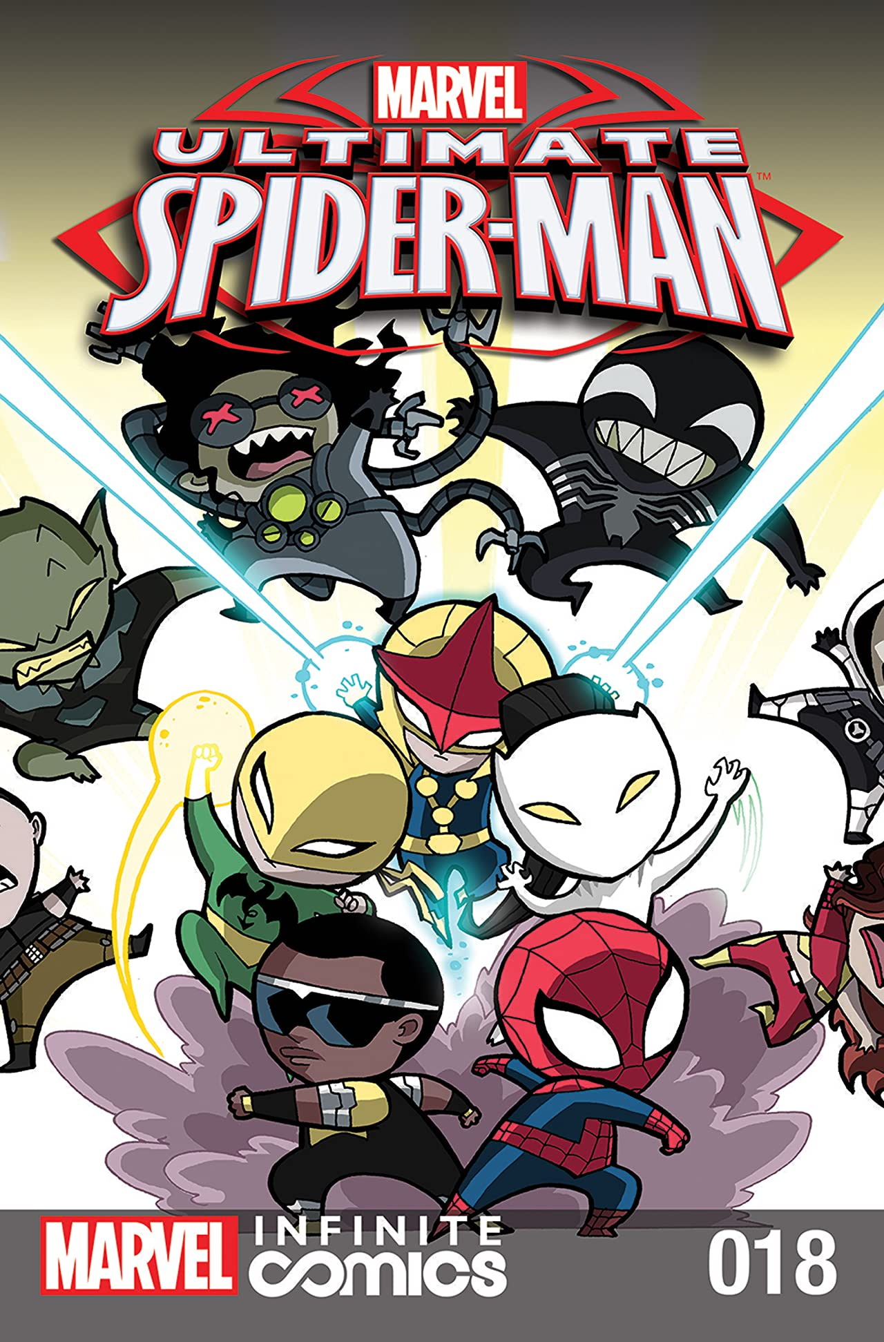 Ultimate Spider-Man Infinite Comic #18