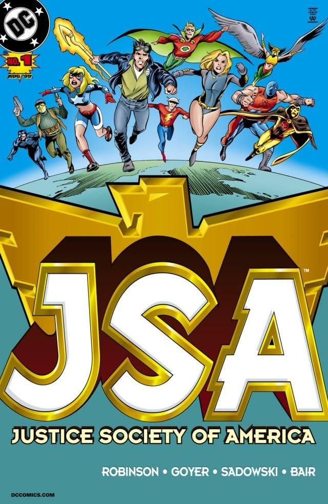 JSA (1999-2006) #1