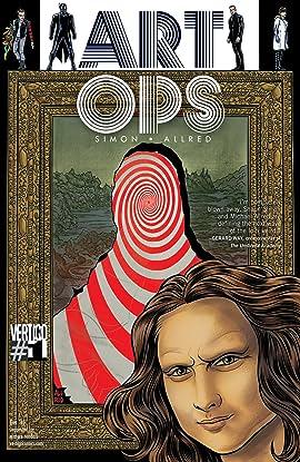 Art Ops (2015-2016) No.1
