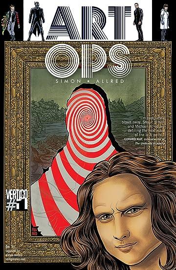 Art Ops (2015-2016) #1