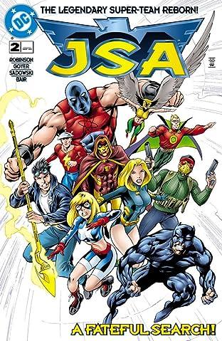 JSA (1999-2006) #2