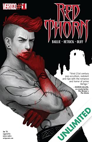 Red Thorn (2015-2016) #1