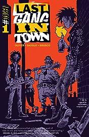 Last Gang in Town (2015-2016) #1