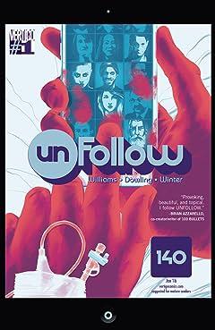 Unfollow (2015-2017) No.1