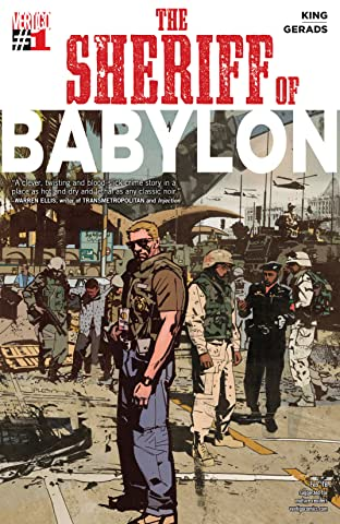 Sheriff of Babylon (2015-2016) #1
