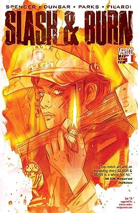 Slash & Burn (2015-2016) #1