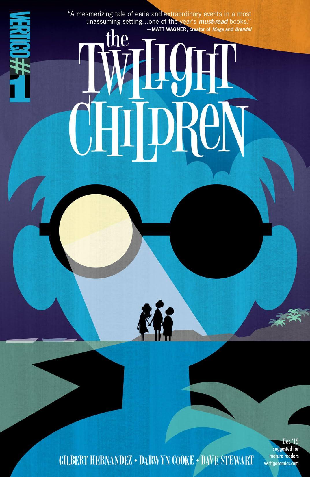 The Twilight Children (2015-2016) #1