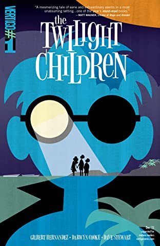 The Twilight Children (2015-2016) #1