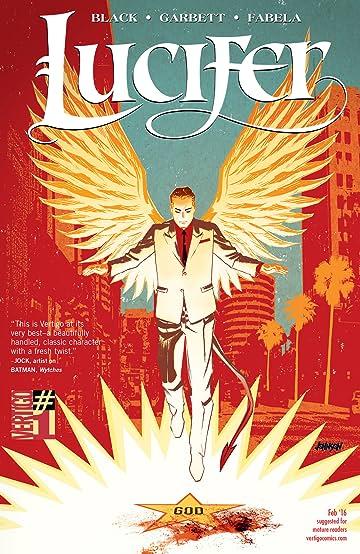 Lucifer (2015-2017) #1
