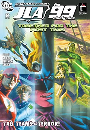 JLA: The 99 #2 (of 6)