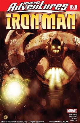 Marvel Adventures Iron Man (2007-2008) #8