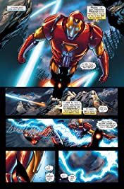 Marvel Adventures Iron Man (2007-2008) #8