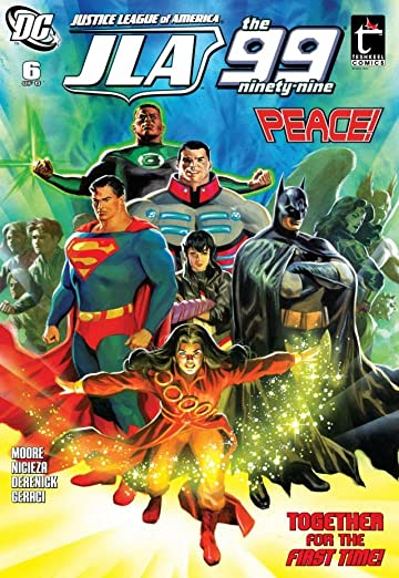 JLA: The 99 #6 (of 6)