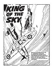Commando #4850: King Of The Sky