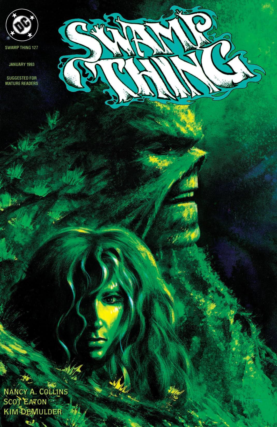Swamp Thing (1982-1996) #127