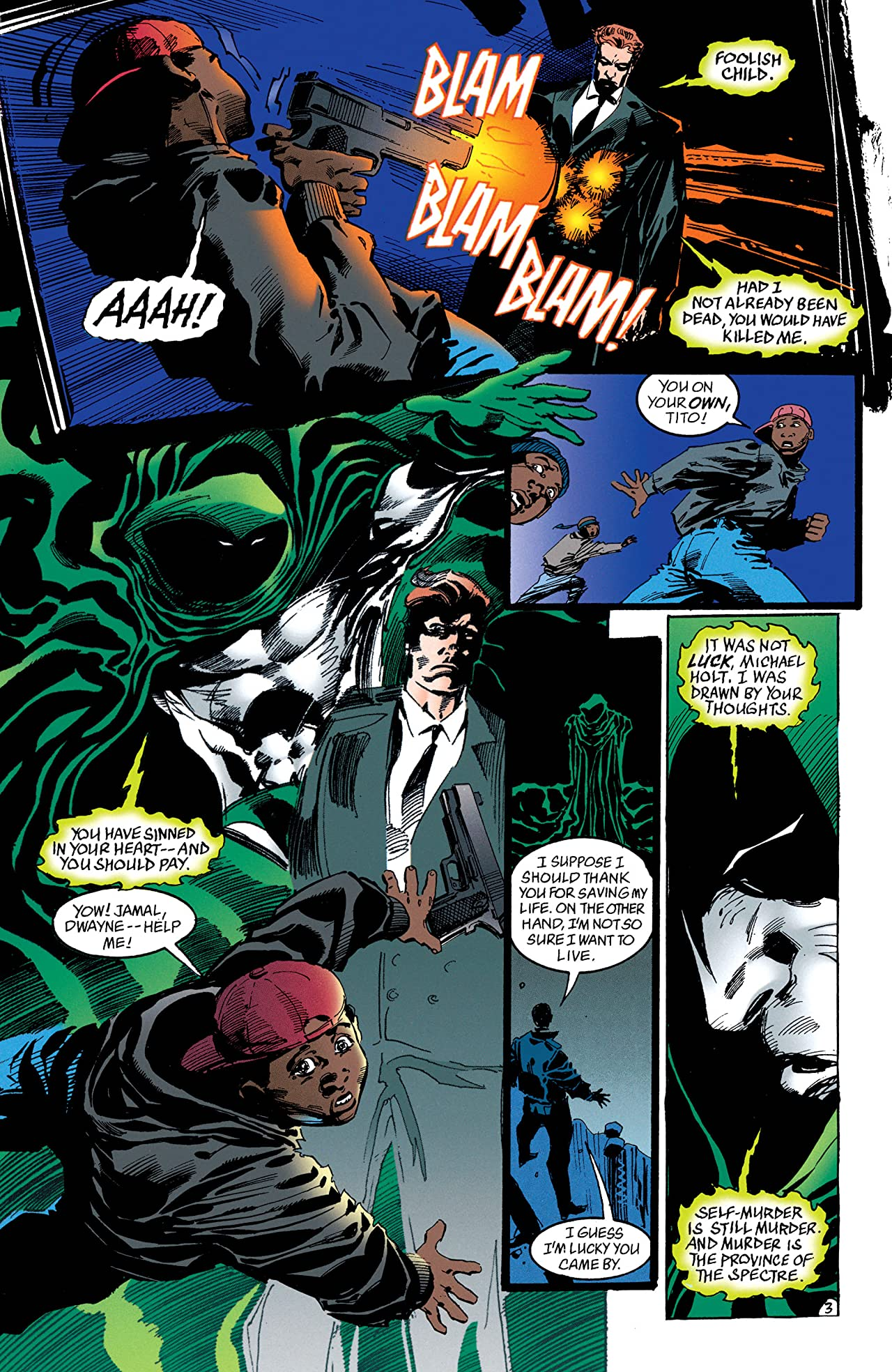 The Spectre (1992-1998) #54