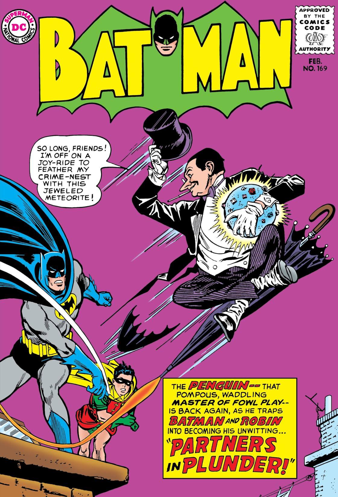 Batman (1940-2011) #169