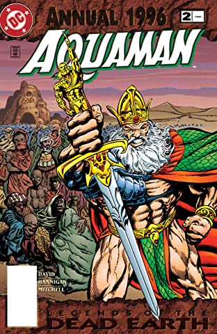 Aquaman (1994-2001) #2: Annual