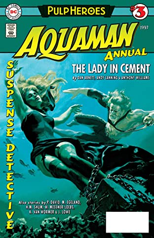 Aquaman (1994-2001) #3: Annual