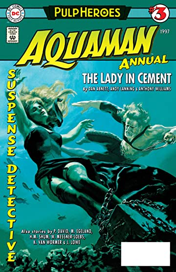 Aquaman (1994-2001): Annual #3