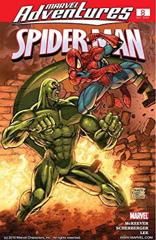 Marvel Adventures Spider-Man (2005-2010) No.8