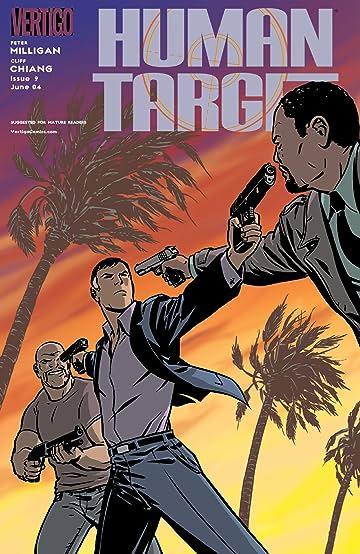 Human Target (2003-2005) #9