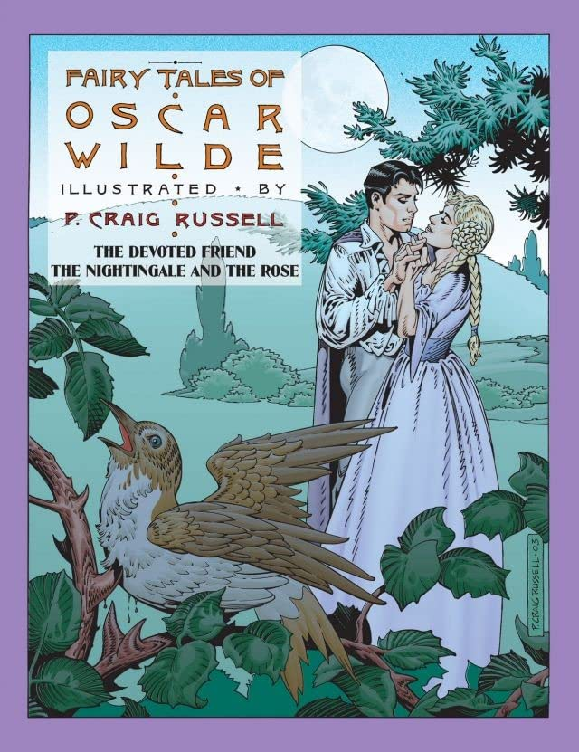 Fairy Tales of Oscar Wilde Vol. 4