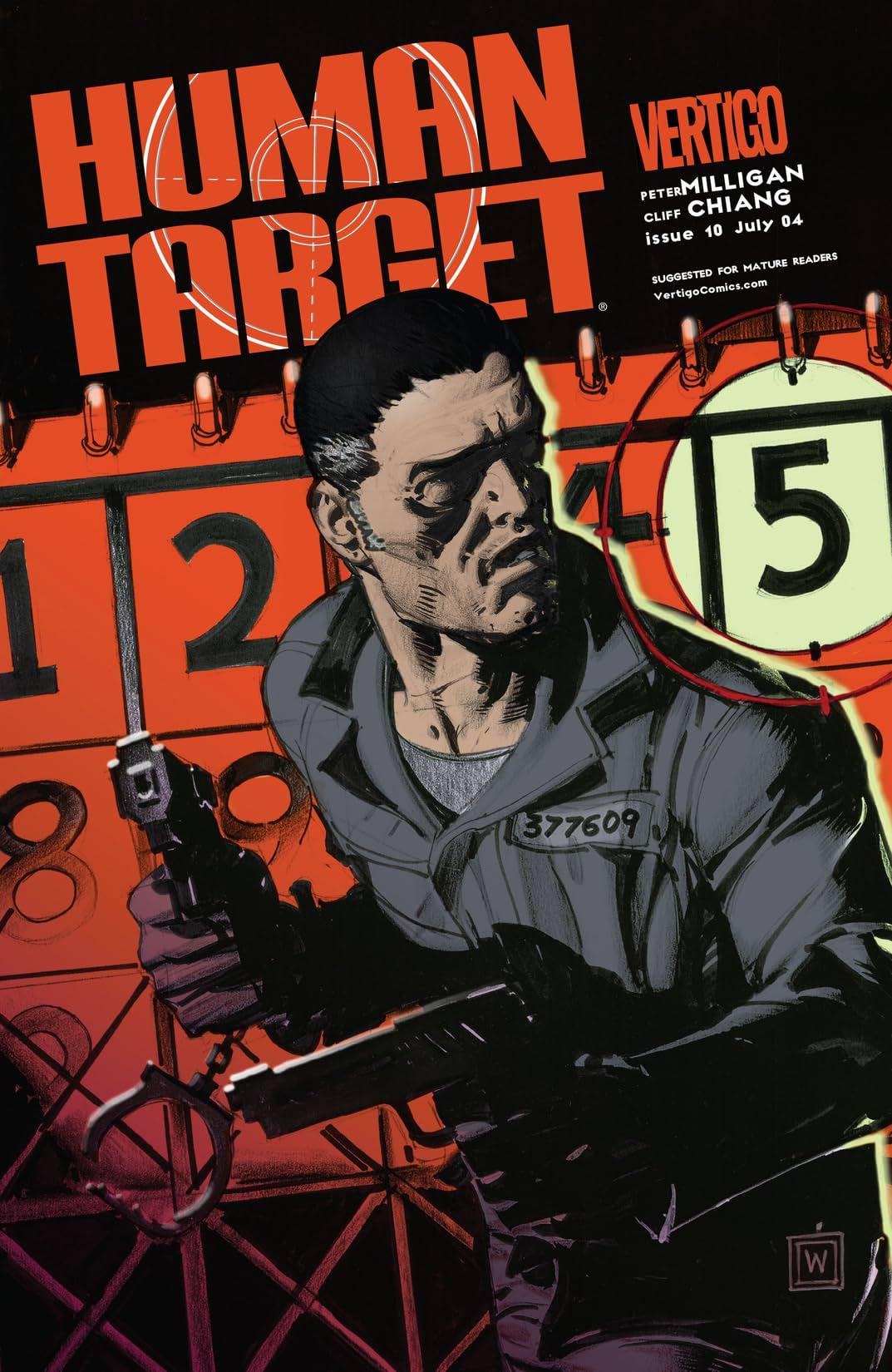 Human Target (2003-2005) #10