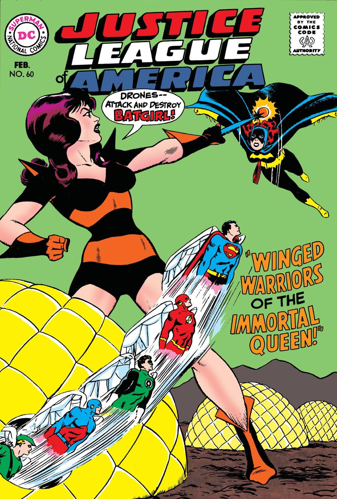 Justice League of America (1960-1987) #60