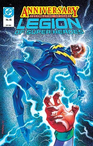 Legion of Super-Heroes (1984-1989) #45