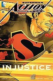 Action Comics (2011-2016) #45