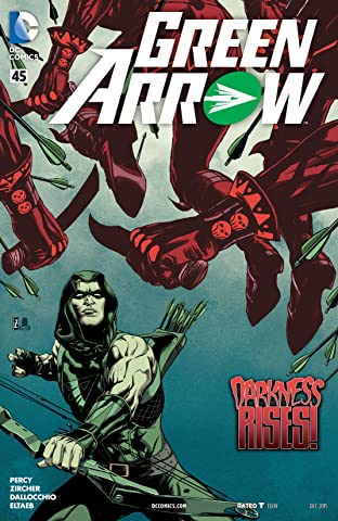 Green Arrow (2011-2016) #45