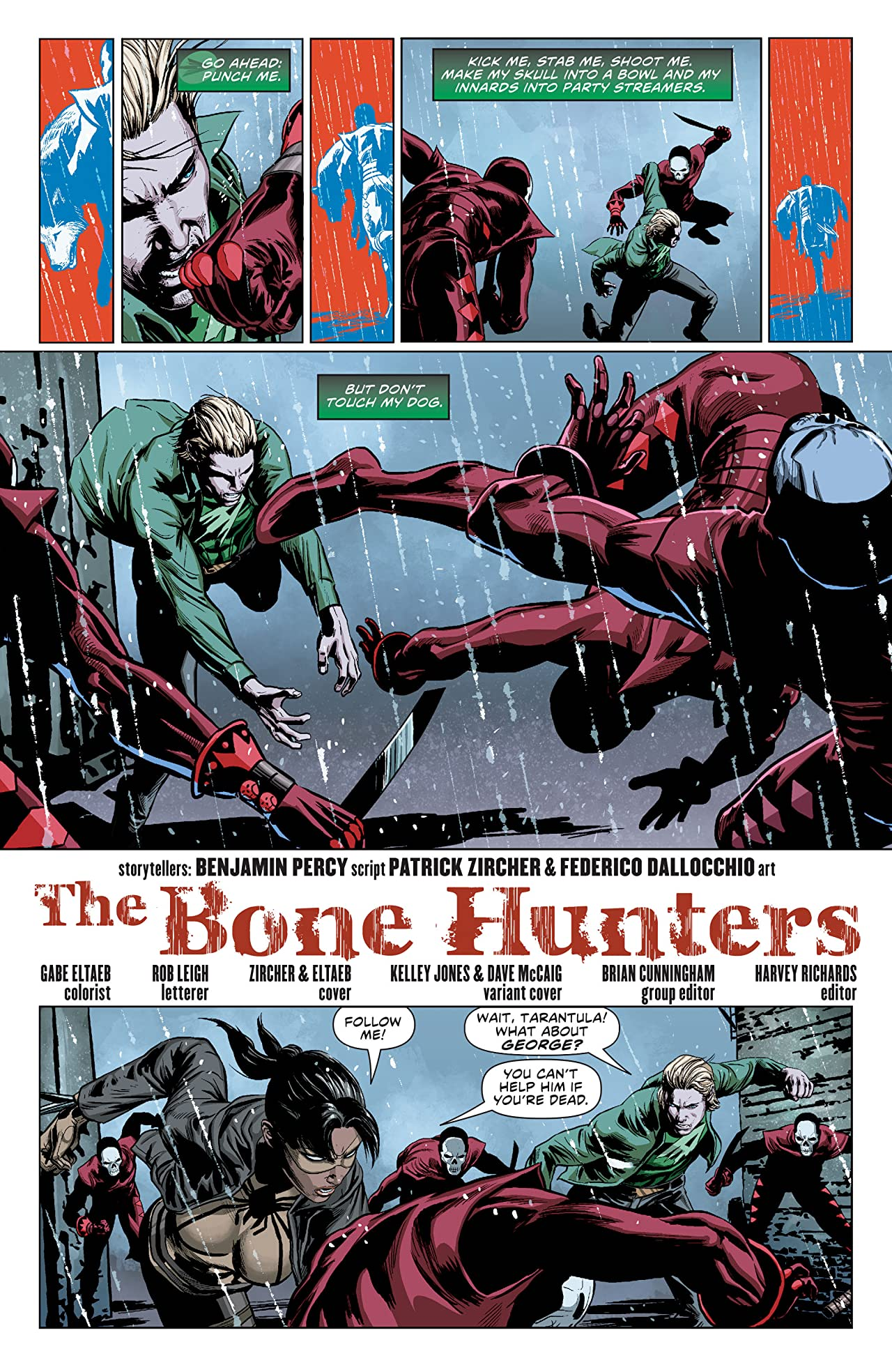 Green Arrow (2011-2016) #45