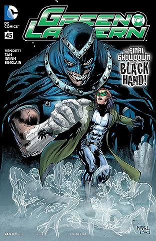 Green Lantern (2011-) #45