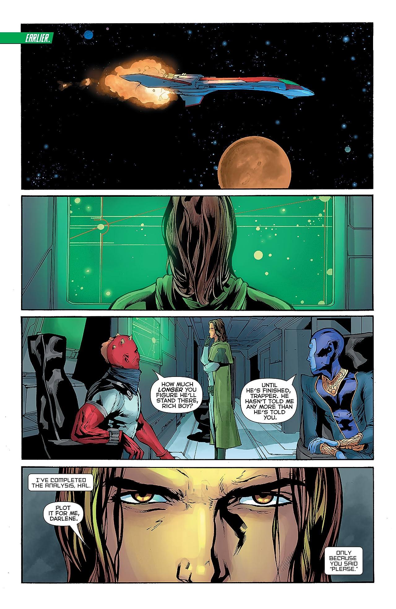 Green Lantern (2011-2016) #45