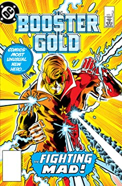 Booster Gold (1986-1988) No.3