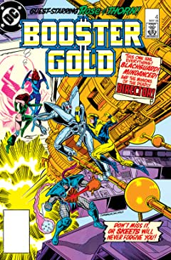 Booster Gold (1986-1988) No.4