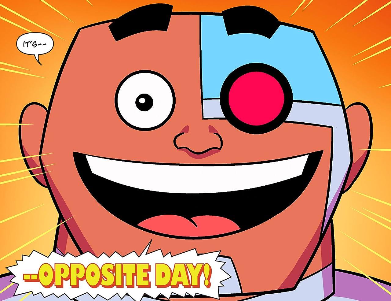 Teen Titans Go! (2013-) #24