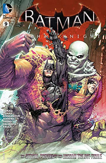Batman: Arkham Knight (2015-2016): Print Version #9