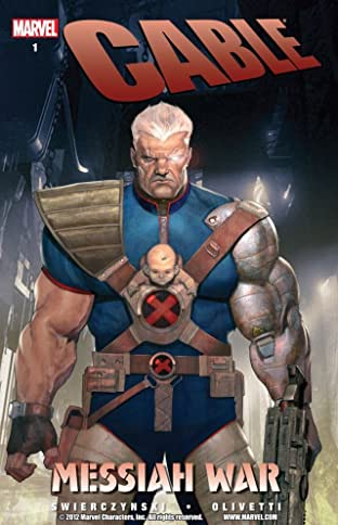 Cable Tome 1: Messiah War
