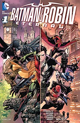 Batman & Robin Eternal (2015-2016) #1
